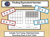 Finding Equivalent Number Sentences