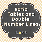Finding Equivalent Ratios Using Ratio Tables and Double Nu
