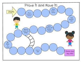 Finding Evidence in the Text Game Board - Common Core
