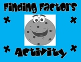 Finding Factors Activity