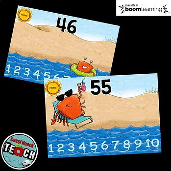 Finding Factors Boom Cards™  Digital Task Cards