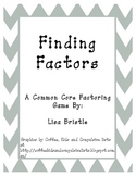 Finding Factors Game