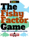 Finding Factors: The Fish Factor Game - GREAT for 3rd & 4t