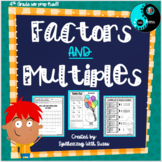 Finding Factors and Multiples Activities
