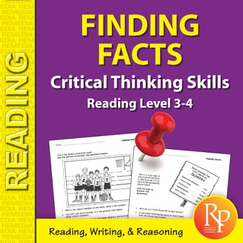 Finding Facts: Critical Thinking Skills