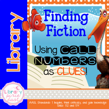 Finding Fiction: Using Call Numbers as Clues