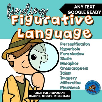 Figurative Language in any text