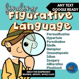 Figurative Language With Any text