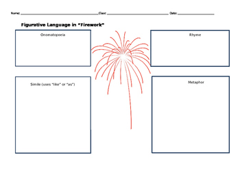 "Finding Figurative Language in Katy Perry's ""Firework"""