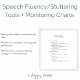 Finding Fluency: Fluency Tools for Stuttering in Middle Sc