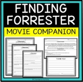 Finding Forrester- MOVIE GUIDE Questions