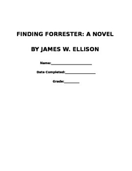Finding Forrester Study Guide