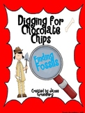 """Finding Fossils Activity """"Digging For Chocolate Clips"""""""