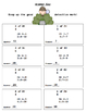 Finding Fractions of a Whole Number Tiered Practice (Pack B)