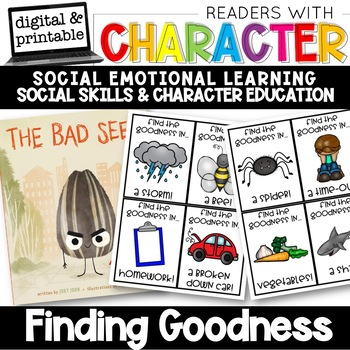 Finding Goodness - Character Education | Social Emotional Learning SEL