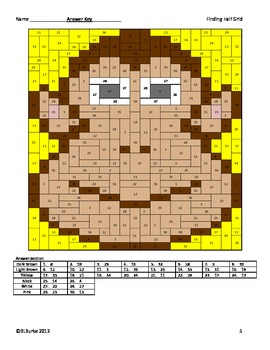 Finding Half of a Number - Monkey Coloring Picture