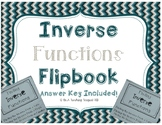 Finding Inverse Functions Flipbook