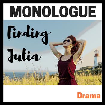 Finding Julia - A Monologue