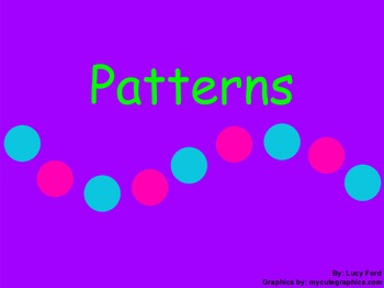 Finding, Labeling, and Creating Patterns