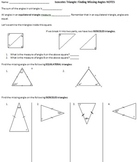 Finding Missing Angles in Isosceles Triangles