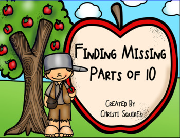 Finding Missing Parts of 10