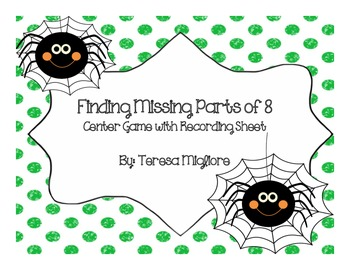 Finding Missing Parts of 8
