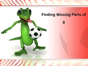 Finding Missing Parts of 8 Powerpoint