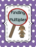 Finding Multiples and LCM