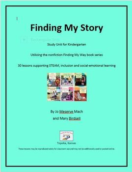 Finding My Story: Inclusive Study Unit for Kindergartens