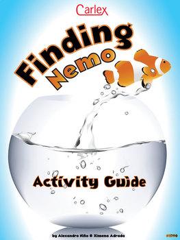 Finding Nemo Activities Pack - Digital Files