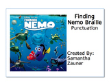 Finding Nemo Braille Game