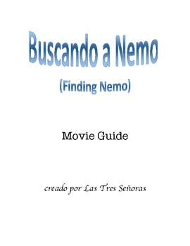 Finding Nemo/ Buscando a Nemo Movie Guide