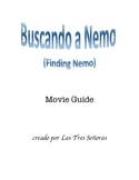 Finding Nemo/ Buscando a Nemo Movie Guide