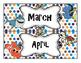 Finding Nemo/ Dory Calendar Set