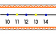 Finding Nemo/Dory Wall Number Line 0-120