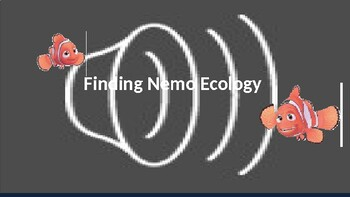 Finding Nemo Ecology!