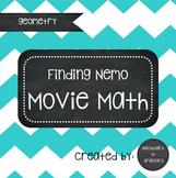 Finding Nemo Movie Math Basic Geometry
