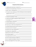 Finding Nemo Movie Questions