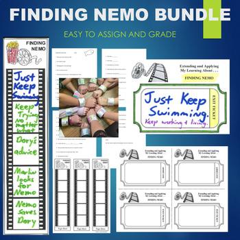 Finding Nemo Movie Study Guide