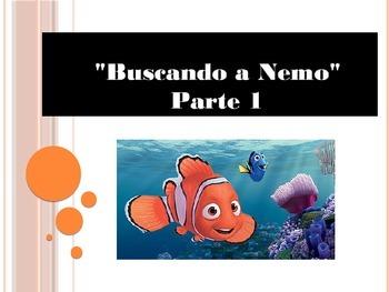 Finding Nemo Part 1 - Spanish