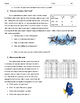 Finding Nemo Themed Lab Safety and Scientific Method Practice Sheets