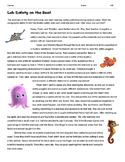 Finding Nemo Themed Lab Safety and Scientific Method Pract