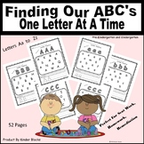 Finding Our ABC's - One Letter At A Time