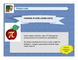 Finding PI Using Excel