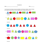 Finding Patterns With Shapes