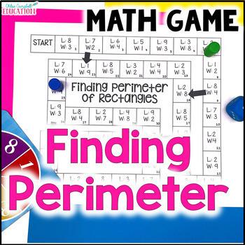 Finding Perimeter Board Game