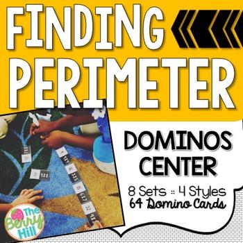 Finding Perimeter Center Activity - Dominos