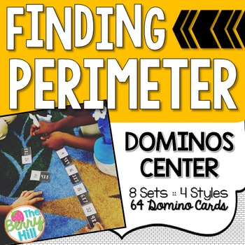 Finding Perimeter Center Activity - Dominos