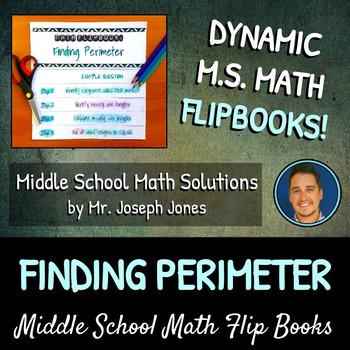 Finding Perimeter Flip Book