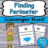 Finding Perimeter Scavenger Hunt